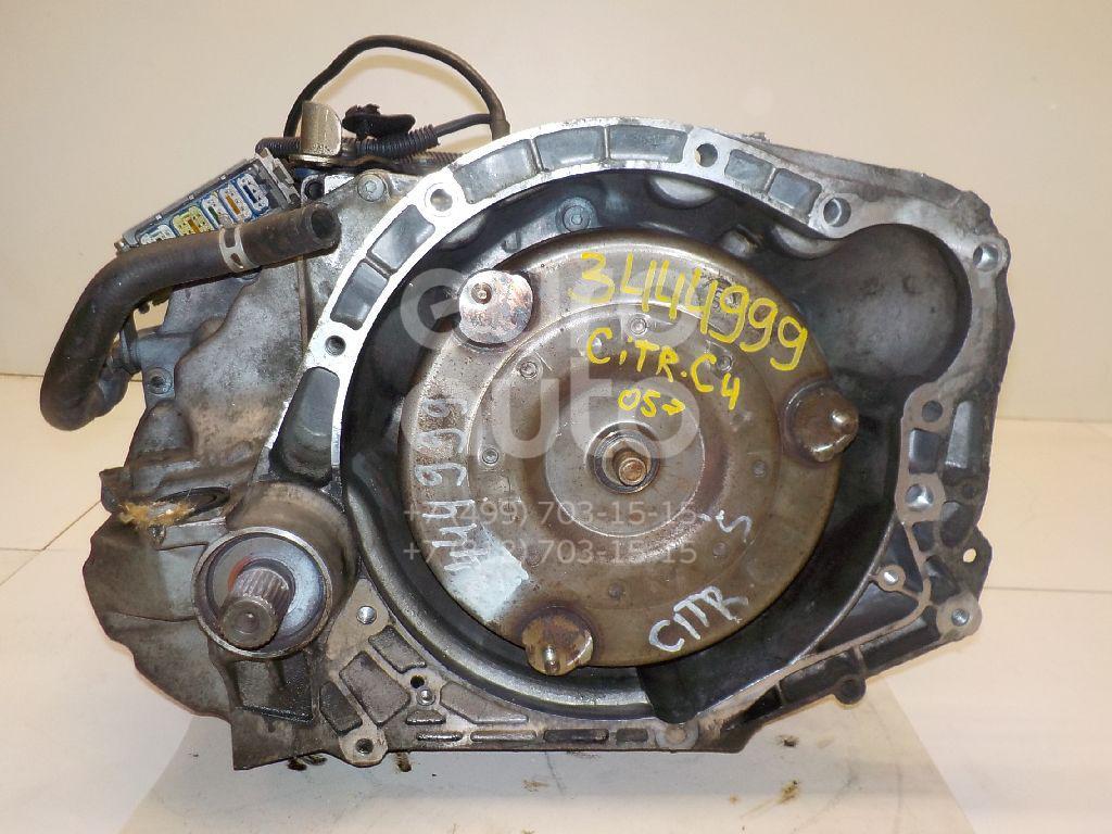 АКПП (автоматическая коробка переключения передач) для Citroen C4 2005-2011 - Фото №1