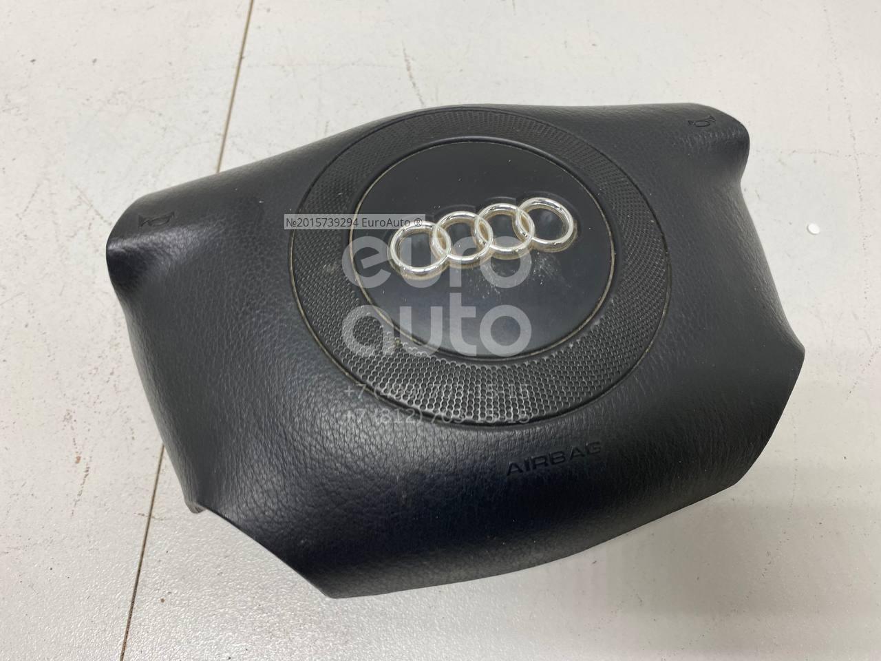 Подушка безопасности в рулевое колесо для Audi A4 [B5] 1994-2001;A6 [C5] 1997-2004 - Фото №1