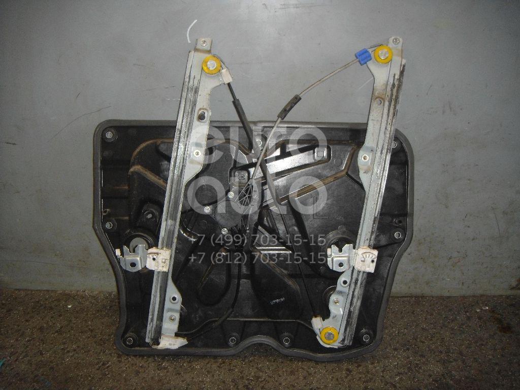 Стеклоподъемник электр. передний левый для Nissan X-Trail (T31) 2007-2014 - Фото №1