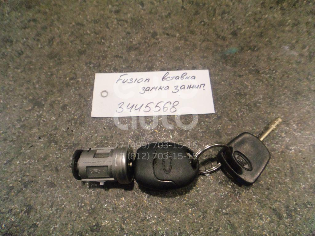 Вставка замка зажигания с ключом для Ford Fusion 2002> - Фото №1