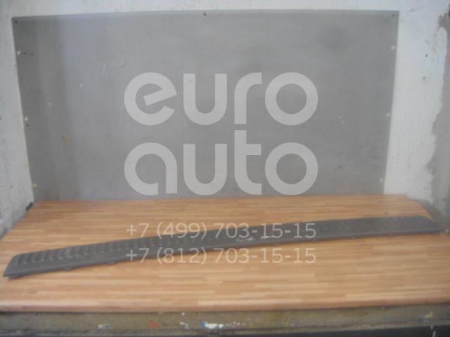 Накладка заднего бампера для Land Rover Range Rover Sport 2005-2012 - Фото №1