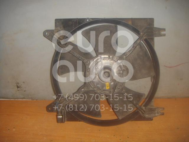 Вентилятор радиатора для Chevrolet Lacetti 2003-2013;Rezzo 2003-2010 - Фото №1