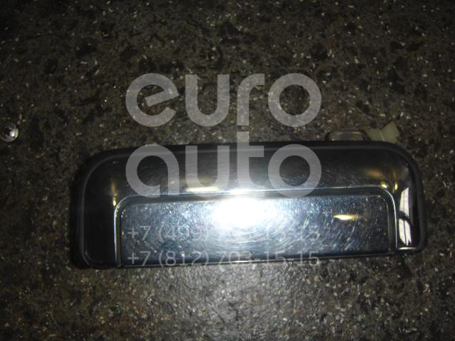 Ручка двери передней наружная левая для Mitsubishi Pajero/Montero Sport (K9) 1998-2008 - Фото №1