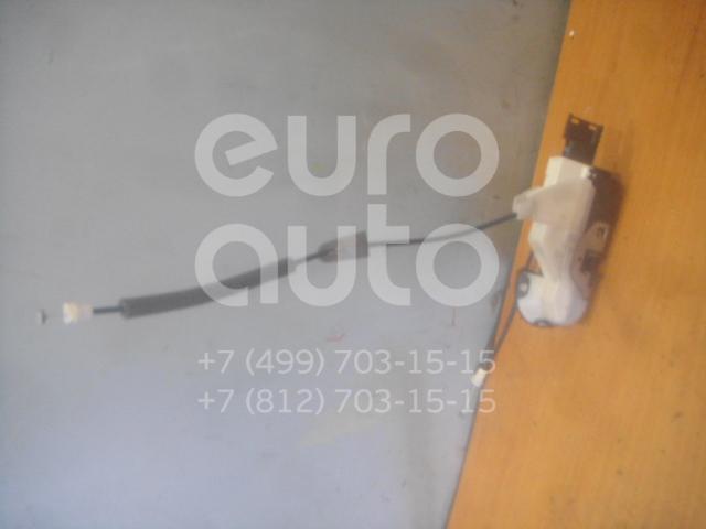Замок двери передней левой для Citroen C3 2009-2016 - Фото №1