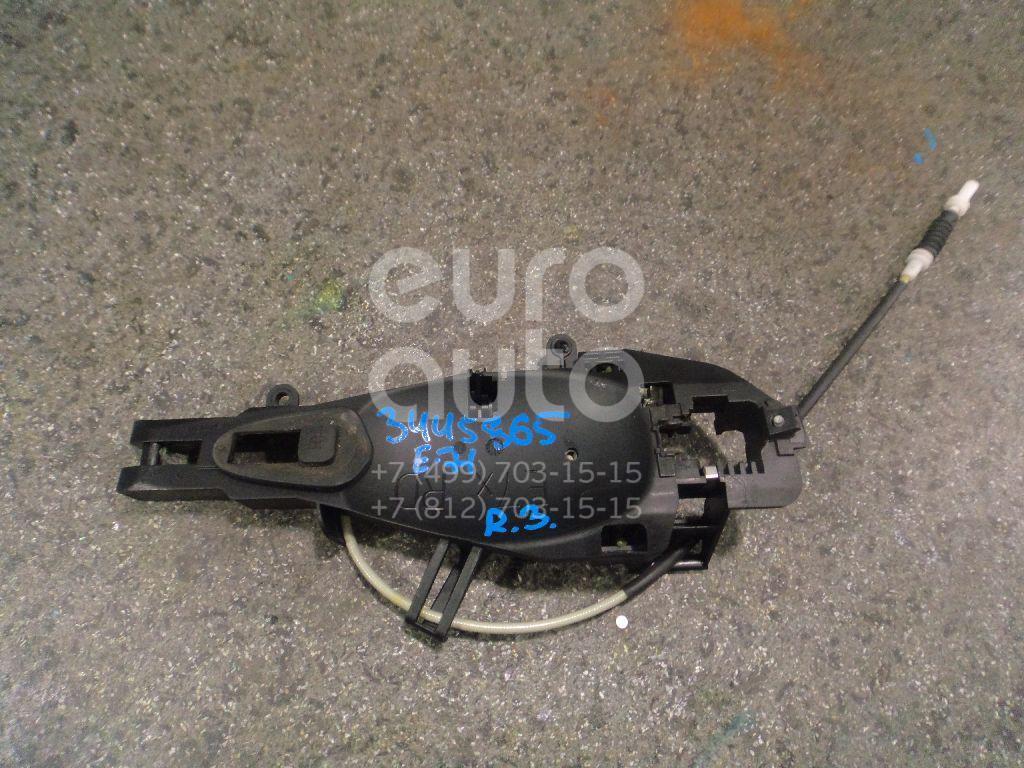 Кронштейн ручки для BMW X6 E71 2008-2014 - Фото №1
