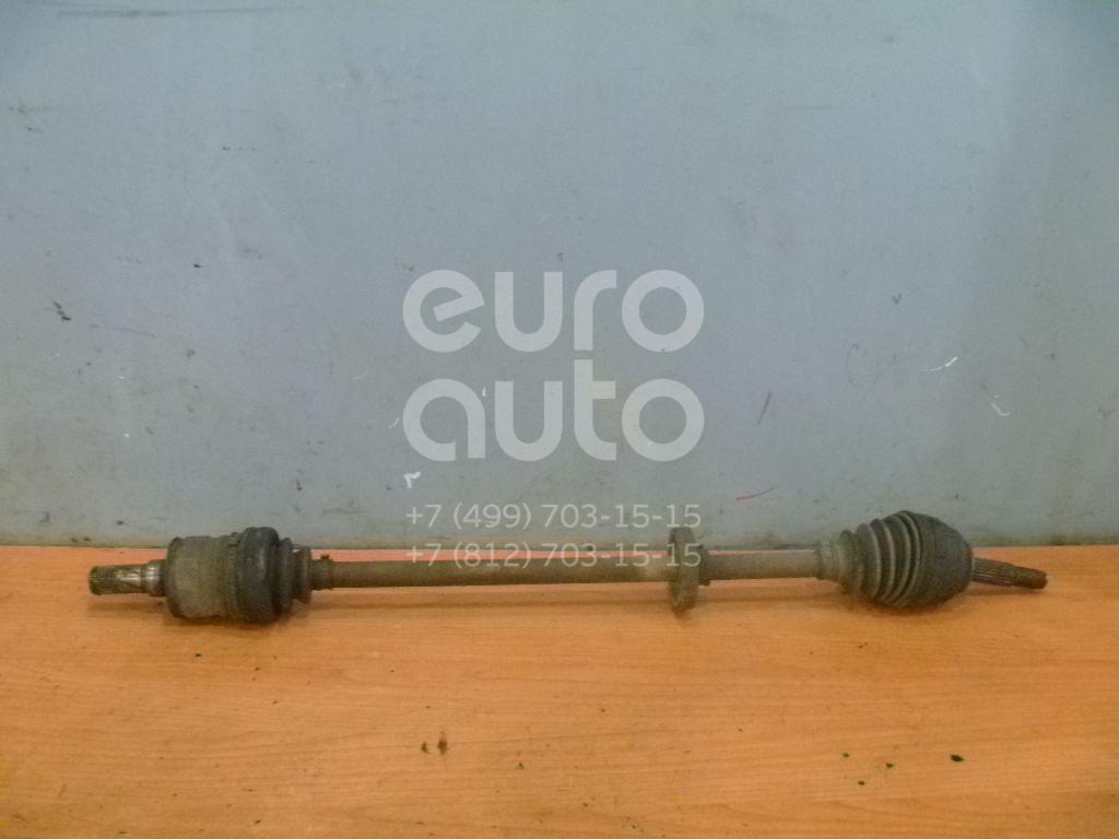 Полуось передняя правая для Chevrolet,Daewoo Lanos 2004>;Lanos 1997-2009 - Фото №1