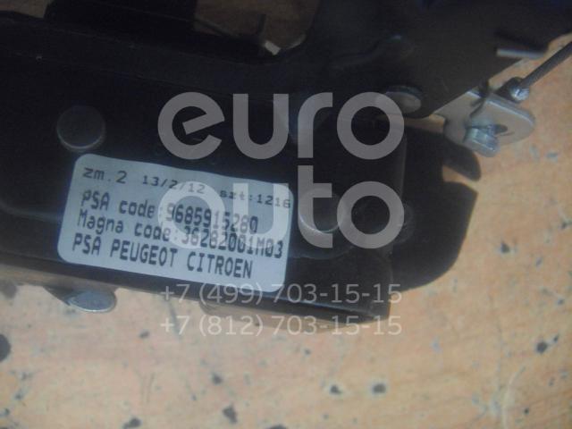 Замок багажника для Peugeot 3008 2010> - Фото №1