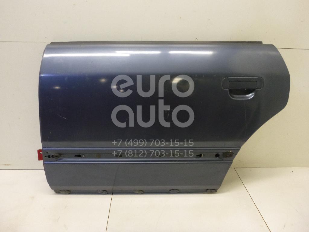 Дверь задняя левая для Audi 100 [C4] 1991-1994 - Фото №1