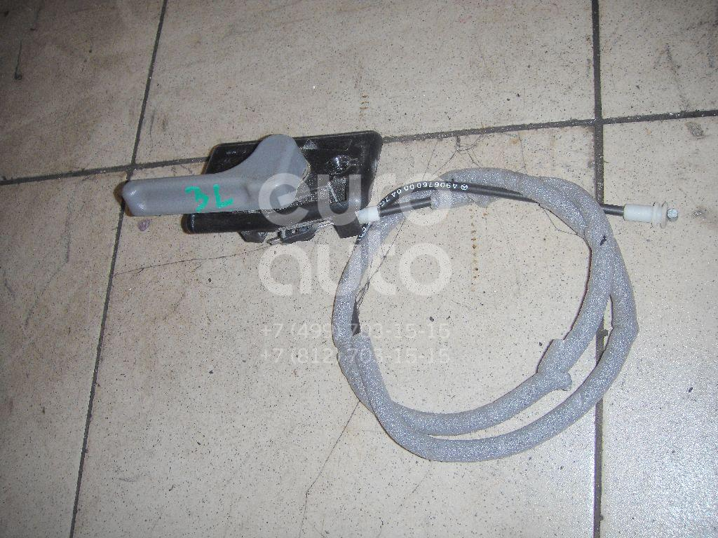 Механизм замка двери для Mercedes Benz Sprinter (906) 2006>;Crafter 2006> - Фото №1
