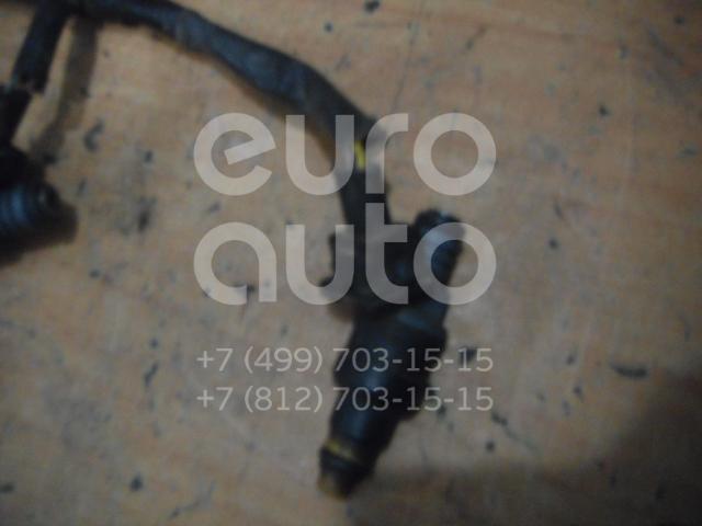 Форсунка инжекторная электрическая для Land Rover,Alfa Romeo,Citroen,Fiat,Peugeot Freelander 1998-2006;33 1989-1994;145 1994-2001;155 1992-1997;2-серия 1995-2000;AX 1986-1998;Croma 1985-1990;106 I 1991-1996;306 1993-2003 - Фото №1