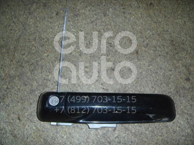 Ручка двери передней наружная левая для Jeep Grand Cherokee (WH/WK) 2005-2010 - Фото №1