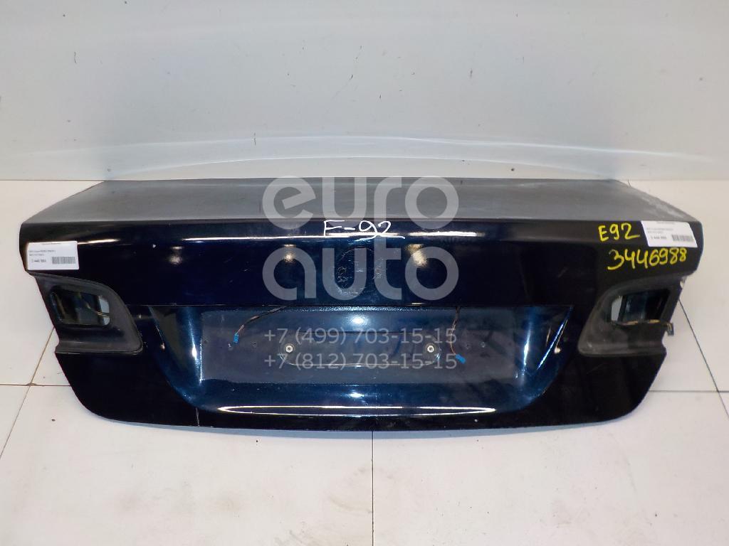 Крышка багажника для BMW 3-серия E92/E93 2006-2012 - Фото №1