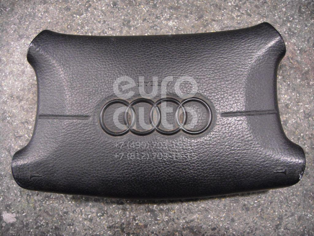 Подушка безопасности в рулевое колесо для Audi A6 [C4] 1994-1997;A4 [B5] 1994-2001;A8 [4D] 1994-1998;A6 [C5] 1997-2004 - Фото №1