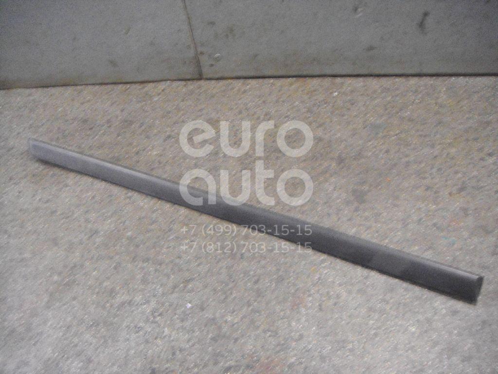 Молдинг задней правой двери для BMW 3-серия E46 1998-2005 - Фото №1