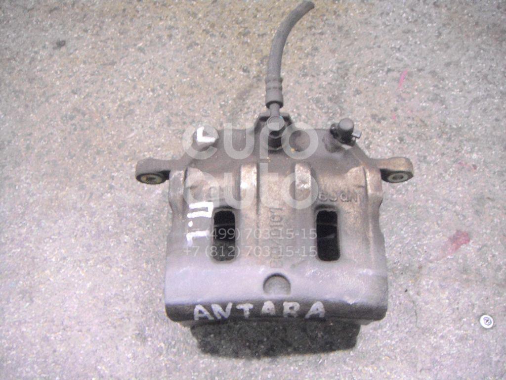 Суппорт передний левый для Opel,Chevrolet Antara 2007-2015;Captiva (C100) 2006-2010 - Фото №1