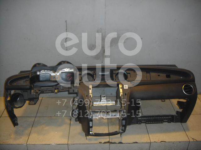Торпедо для Mitsubishi Outlander (CU) 2001-2008 - Фото №1
