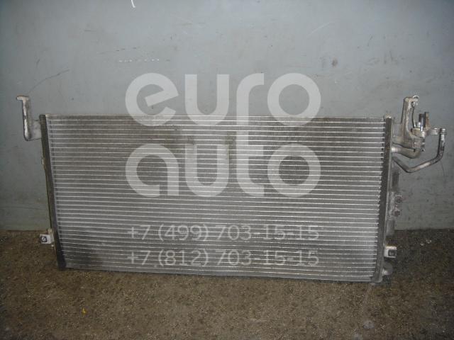 Радиатор кондиционера (конденсер) для Hyundai Sonata V (NEW EF) 2001-2012 - Фото №1