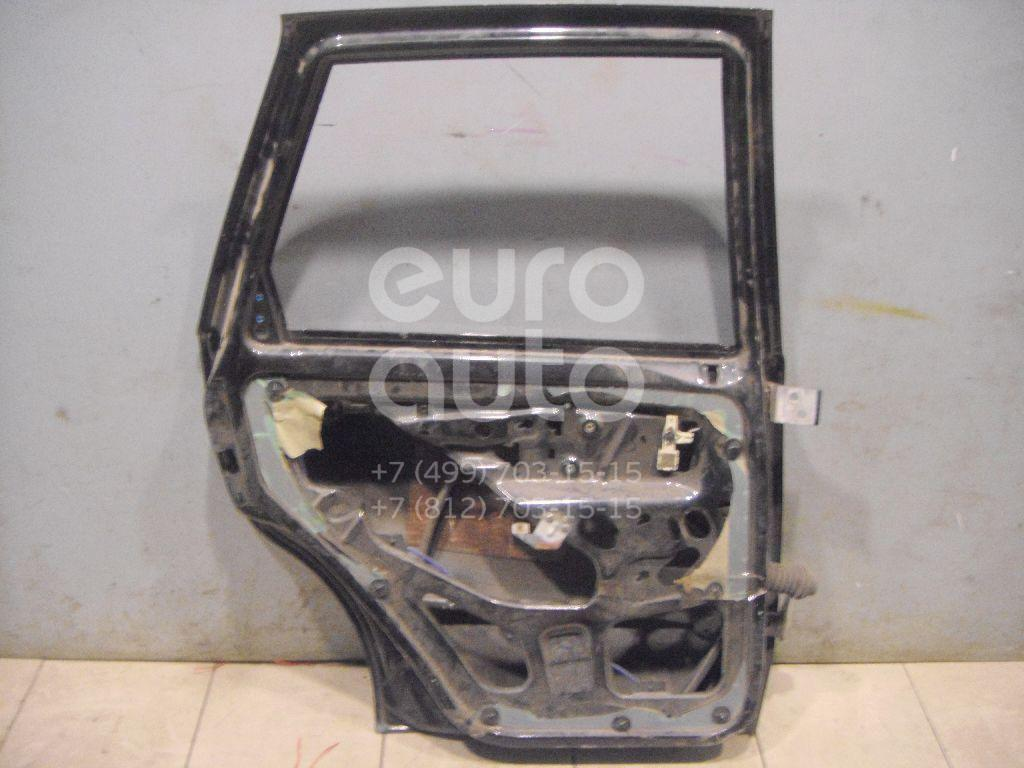 Дверь задняя левая для VW,Seat Polo Classic 1995-2002;Ibiza III 1999-2002;Ibiza II 1996-1999;Cordoba 1996-1999;Cordoba 1999-2002 - Фото №1