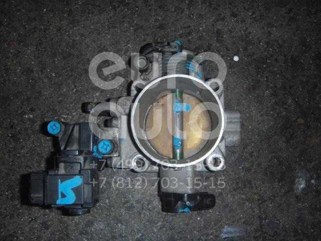Заслонка дроссельная механическая для Hyundai Santa Fe (SM)/ Santa Fe Classic 2000-2012 - Фото №1