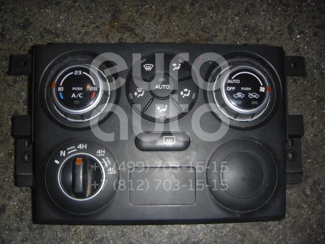 Блок управления климатической установкой для Suzuki Grand Vitara 2006> - Фото №1