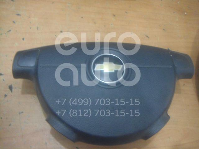 Подушка безопасности в рулевое колесо для Chevrolet Aveo (T250) 2005-2011 - Фото №1