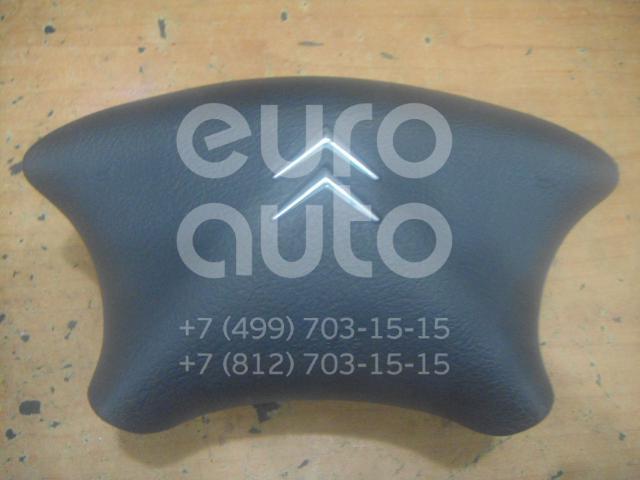 Подушка безопасности в рулевое колесо для Citroen C5 2005-2008 - Фото №1