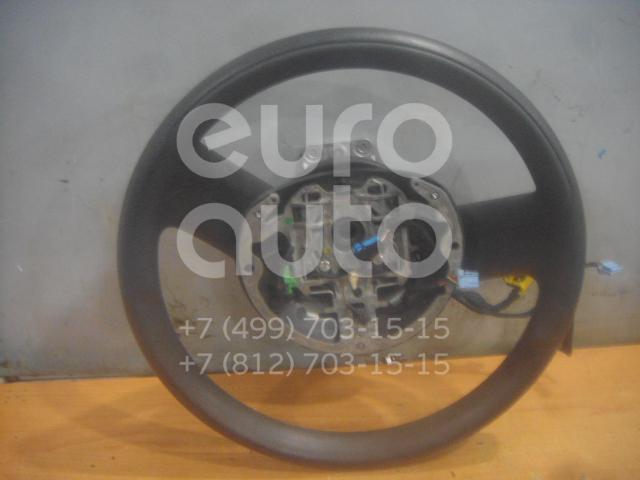 Рулевое колесо для AIR BAG (без AIR BAG) для Citroen C4 2005-2011 - Фото №1