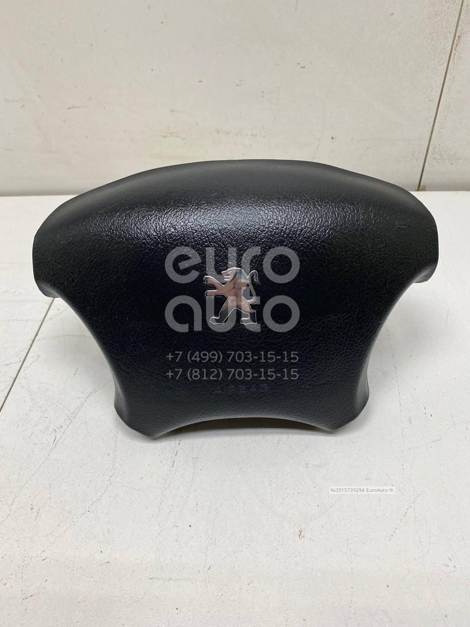 Подушка безопасности в рулевое колесо для Peugeot 407 2004-2010 - Фото №1