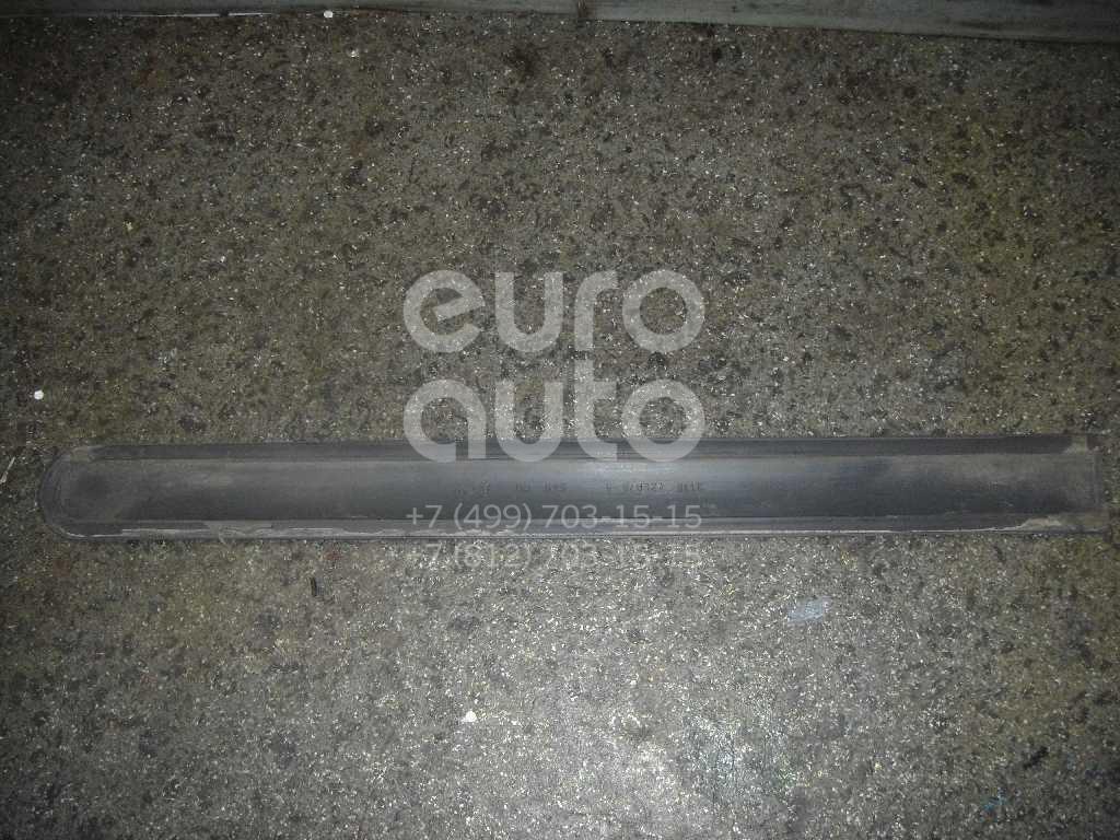 Молдинг двери для Ford Transit/Tourneo Connect 2002-2013 - Фото №1