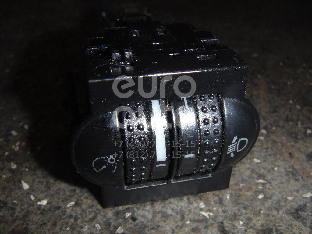 Кнопка корректора фар для VW Passat [B5] 2000-2005;Passat [B5] 1996-2000 - Фото №1