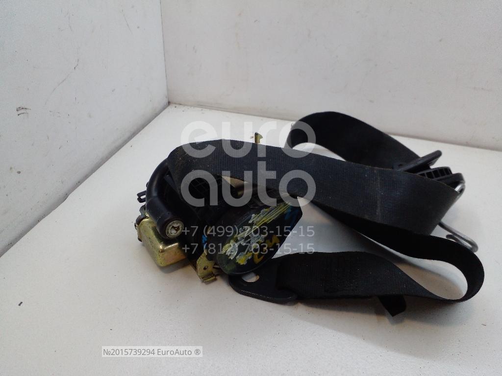 Ремень безопасности с пиропатроном для Citroen,Peugeot C4 2005-2011;307 2001-2007 - Фото №1