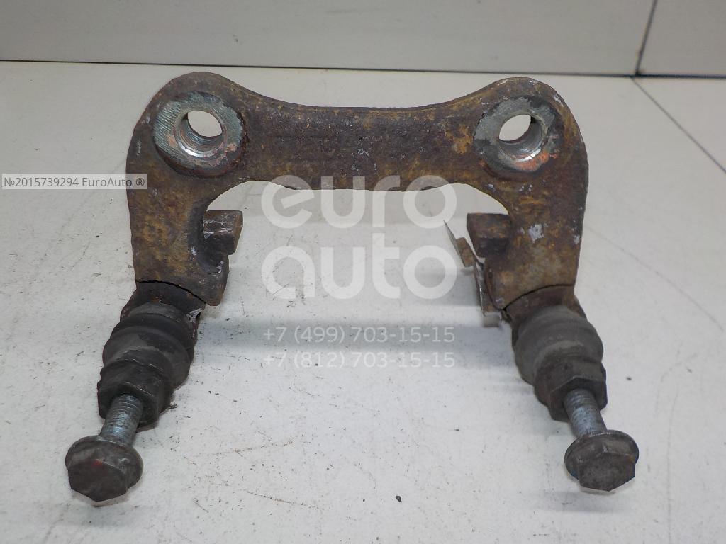 Скоба суппорта заднего для Renault Megane II 2003-2009 - Фото №1