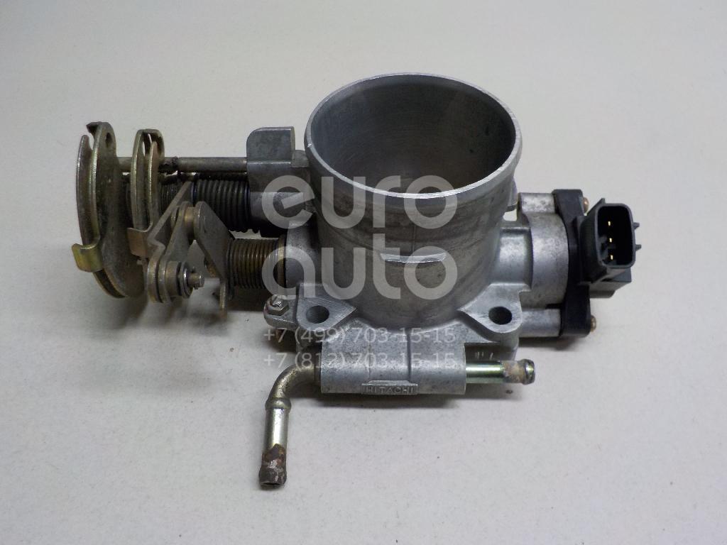 Заслонка дроссельная механическая для Subaru Legacy (B11) 1994-1998 - Фото №1