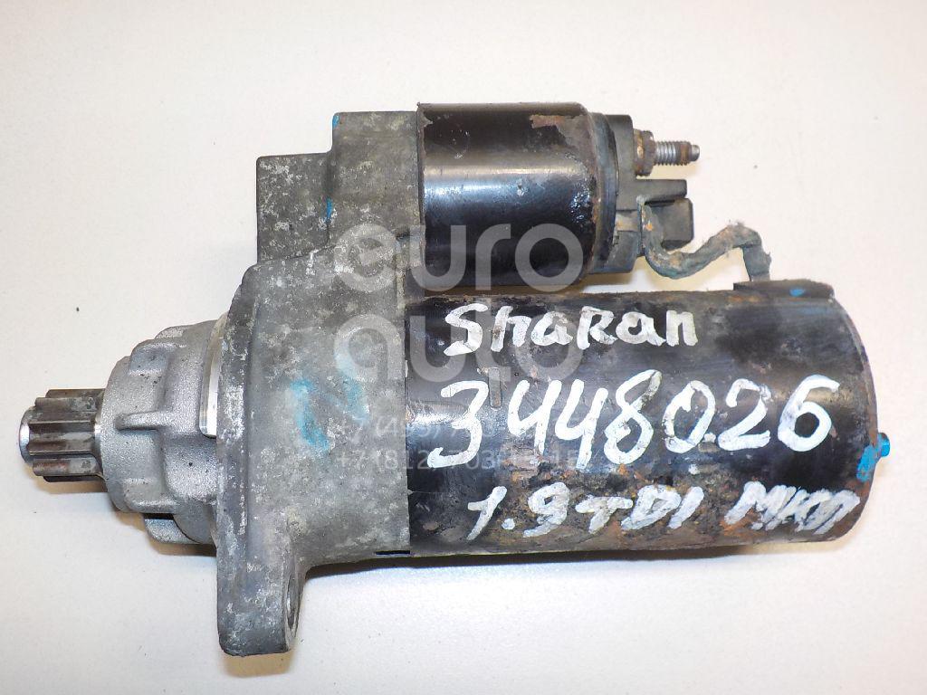 Стартер для VW Sharan 2000-2006 - Фото №1