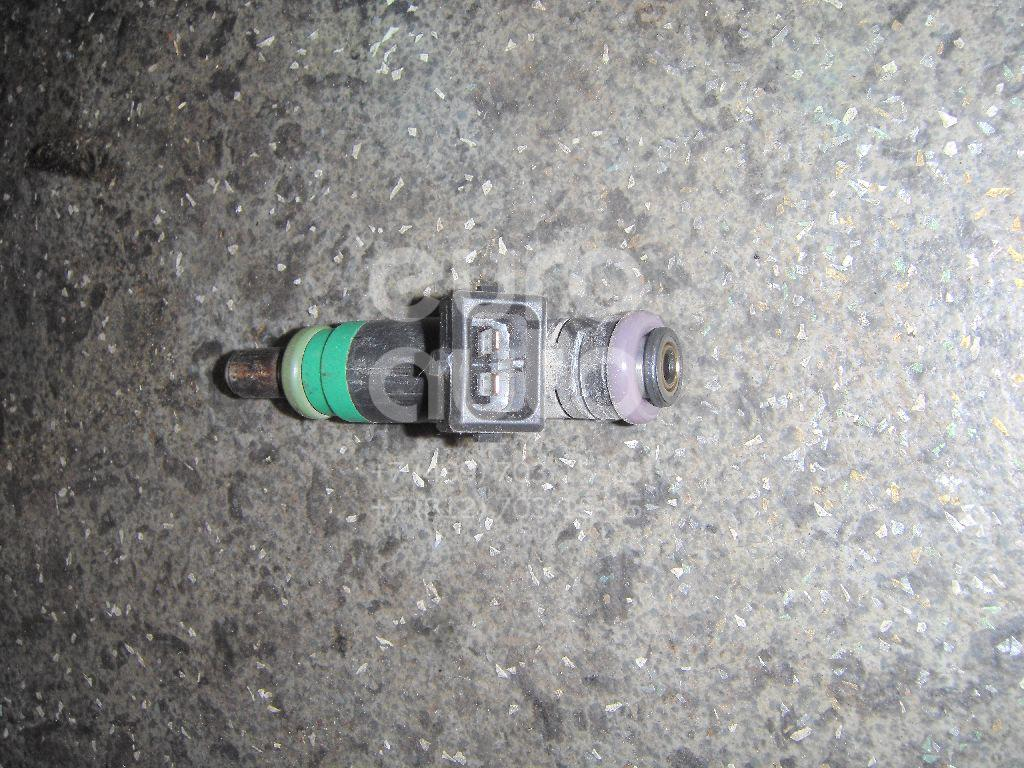 Форсунка инжекторная электрическая для Ford Focus II 2008-2011;Focus II 2005-2008;Fiesta 1995-2001;Puma 1997-2002;Fusion 2002-2012;C-MAX 2003-2010;Focus I 1998-2005;Fiesta 2001-2008;Mondeo IV 2007-2015;Fiesta 2008>;B-MAX 2012> - Фото №1