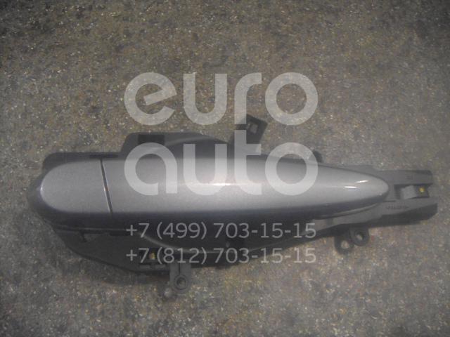 Ручка двери задней наружная правая для BMW 3-серия E90/E91 2005-2012 - Фото №1