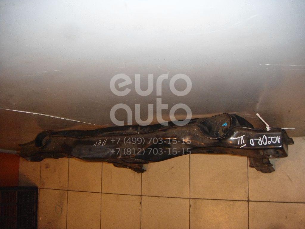 Балка передняя (крепление продольных тяг) для Honda Accord VI 1998-2002 - Фото №1