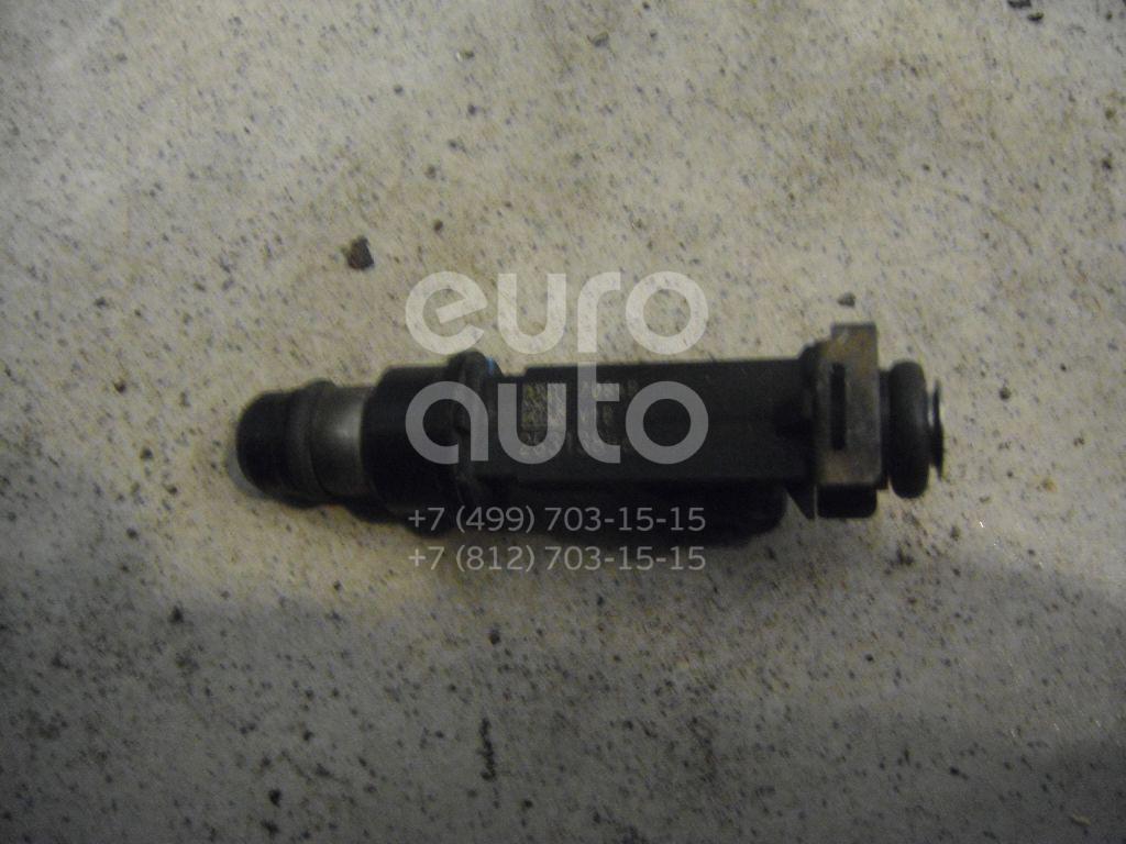Форсунка инжекторная электрическая для Opel Meriva 2003-2010;Astra G 1998-2005;Vectra B 1995-1999;Zafira A (F75) 1999-2005;Corsa C 2000-2006;Vectra B 1999-2002;Vectra C 2002-2008;Zafira B 2005-2012 - Фото №1