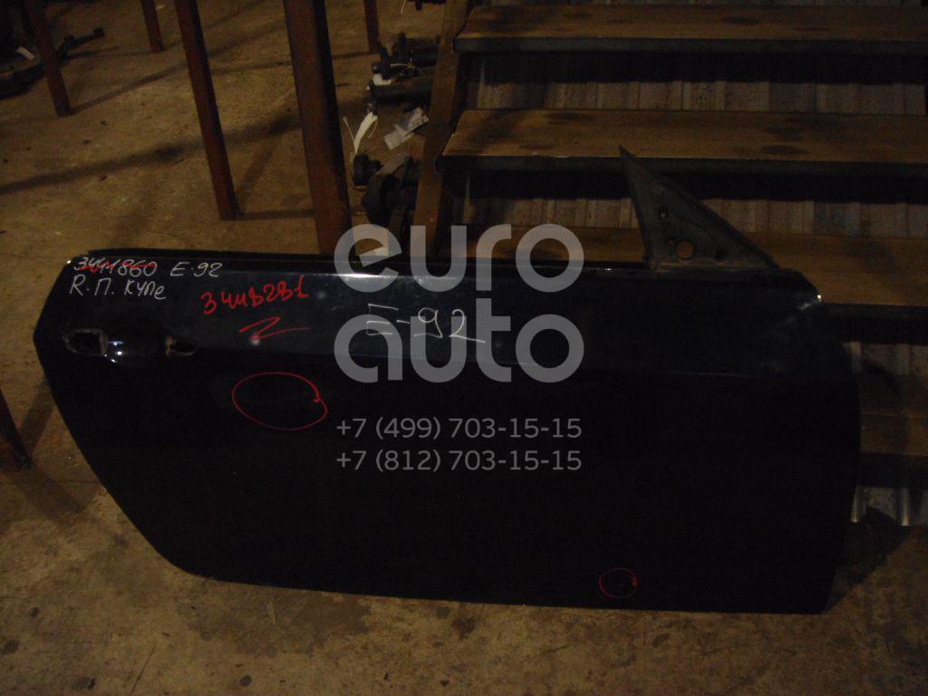 Дверь передняя правая для BMW 3-серия E92/E93 2006-2012 - Фото №1