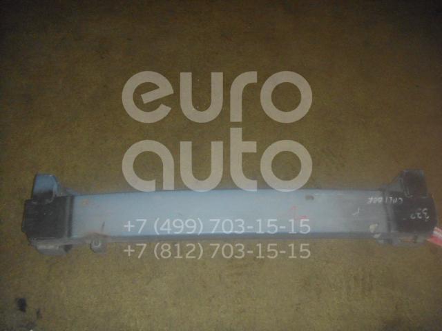 Усилитель переднего бампера для Dodge Caliber 2006-2011 - Фото №1