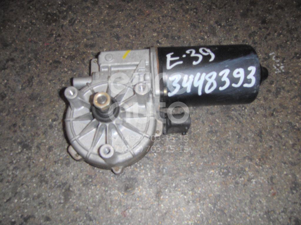 Моторчик стеклоочистителя передний для Land Rover 5-серия E39 1995-2003;Range Rover III (LM) 2002-2012 - Фото №1