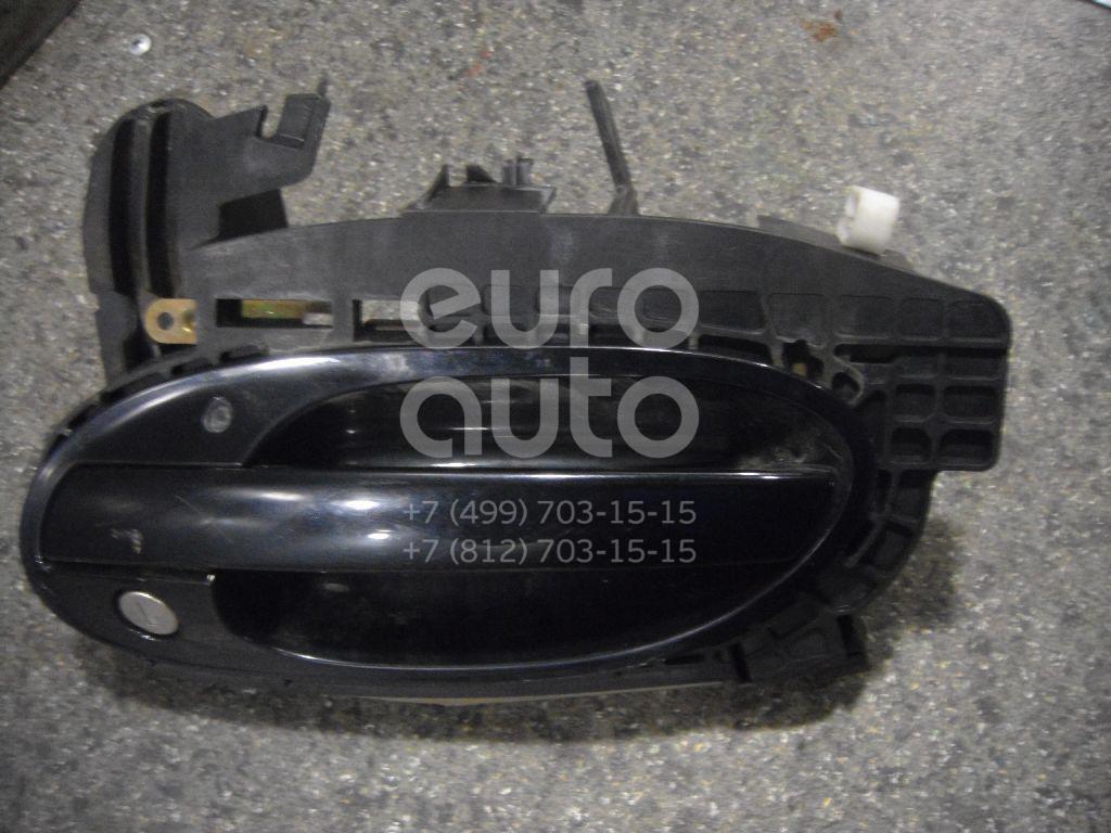 Ручка двери передней наружная левая для BMW 7-серия E65/E66 2001-2008 - Фото №1