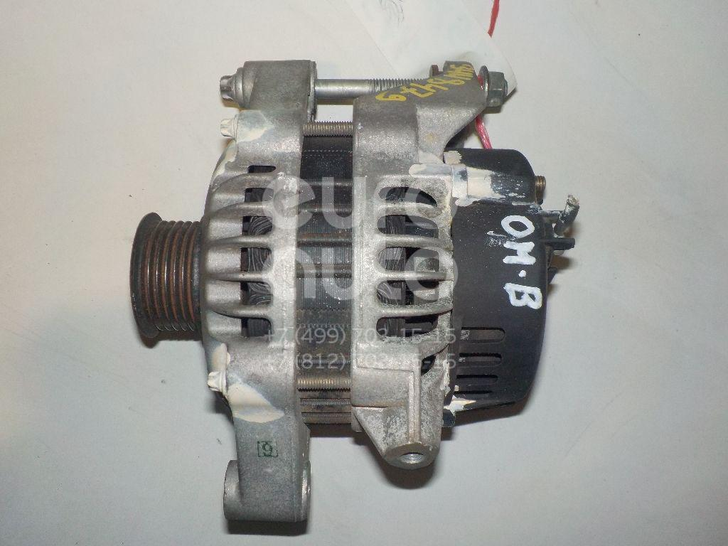 Генератор для Opel Omega B 1994-2003;Astra F 1991-1998;Calibra A 1990-1997;Frontera A 1992-1998;Vectra A 1988-1995;Vectra B 1995-1999;Vectra B 1999-2002 - Фото №1