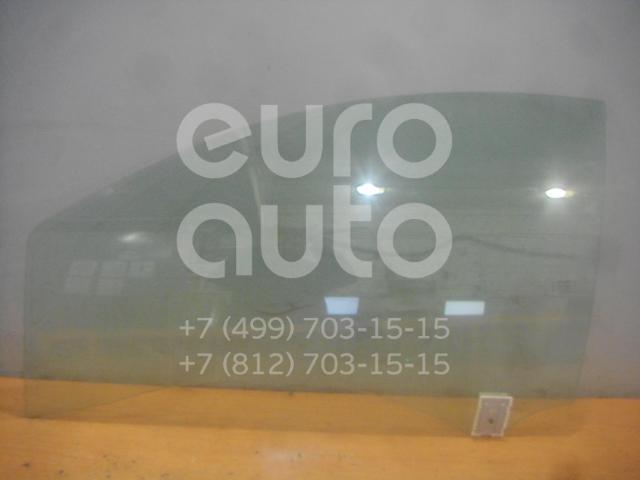 Стекло двери передней левой для Renault Laguna III 2008-2015 - Фото №1