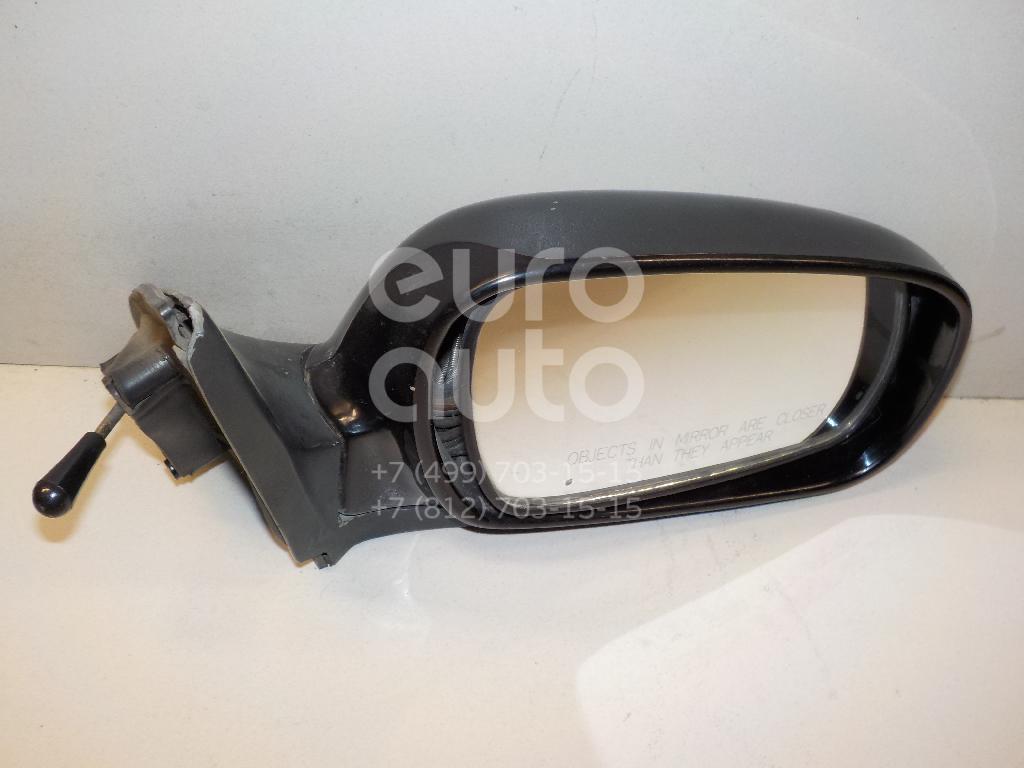 Зеркало правое механическое для Daewoo Nexia 1995-2016 - Фото №1