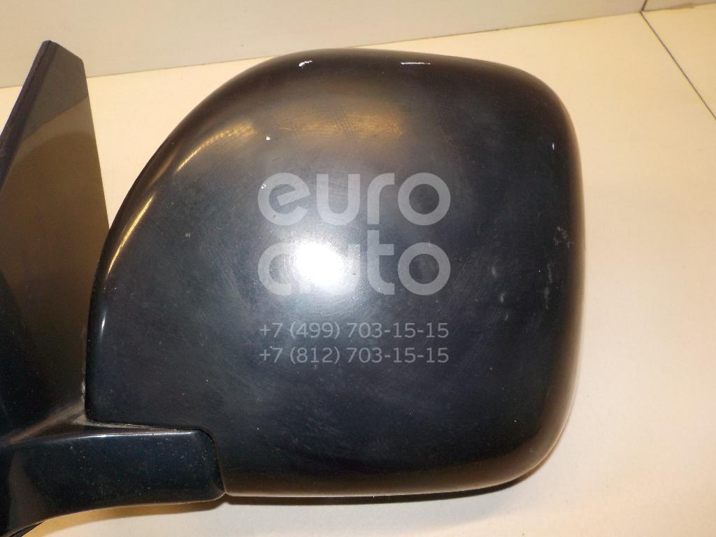 Зеркало левое электрическое для Mitsubishi Pajero/Montero III (V6, V7) 2000-2006 - Фото №1