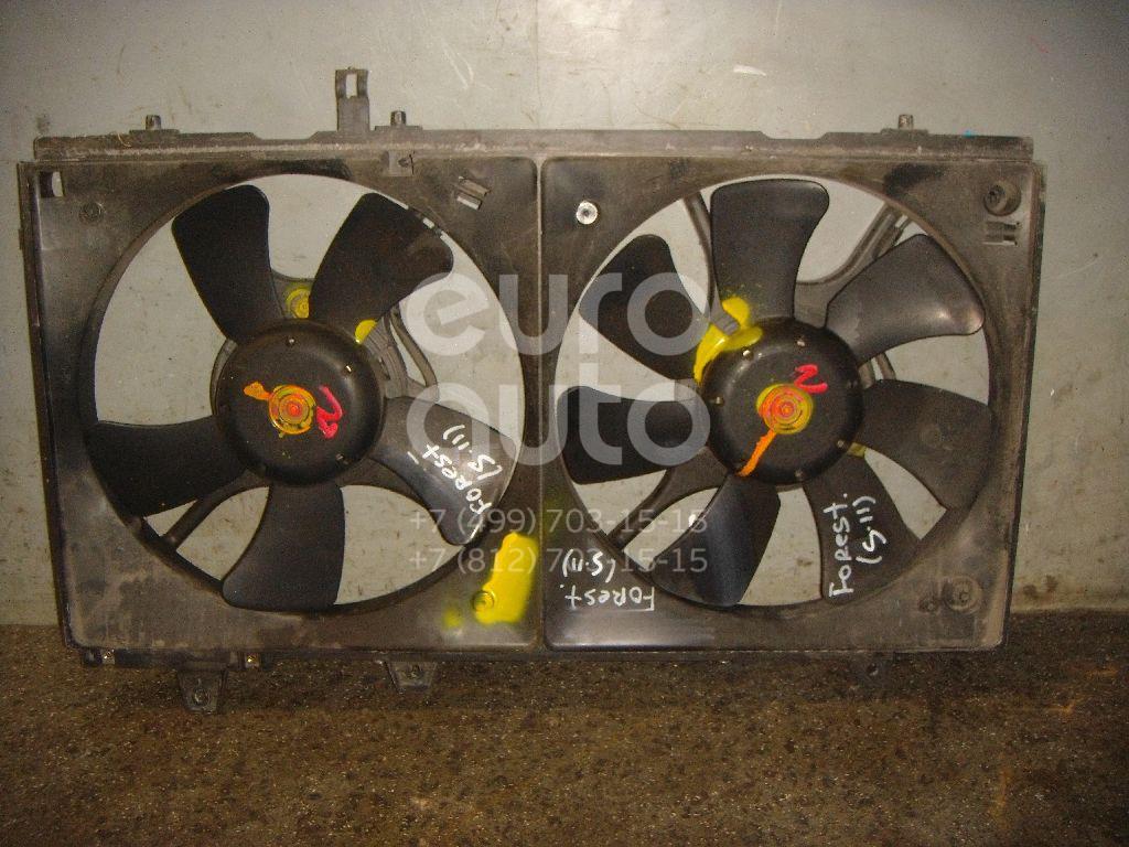Вентилятор радиатора для Subaru Forester (S11) 2002-2007 - Фото №1