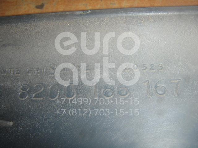 Молдинг передней правой двери для Renault Kangoo 1997-2003;Kangoo 2003-2008 - Фото №1