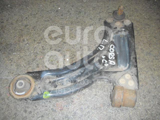 Рычаг передний левый для Opel Corsa C 2000-2006;Combo 2001-2011 - Фото №1
