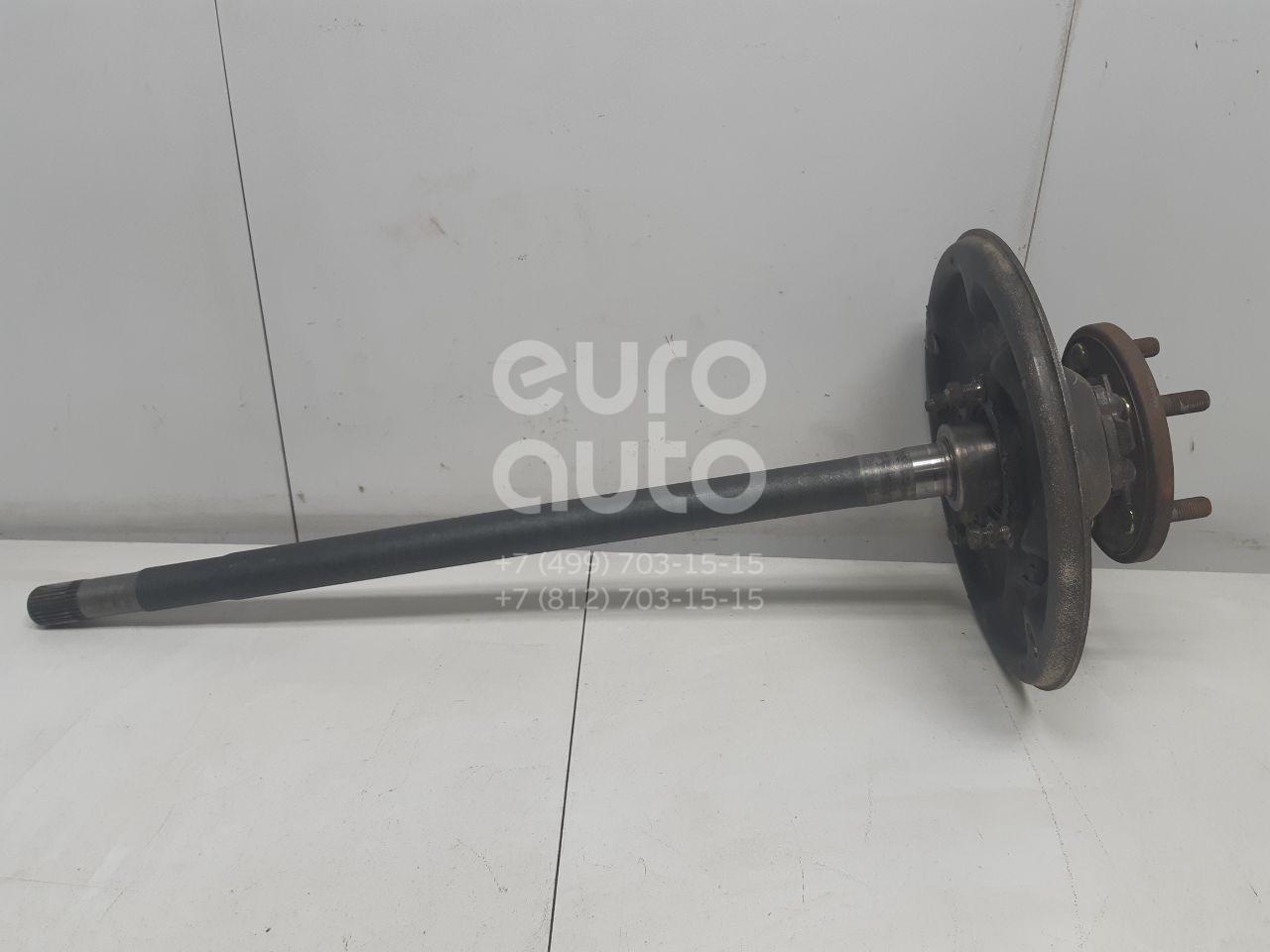 Полуось задняя правая для Hyundai Starex H1 1997-2007 - Фото №1